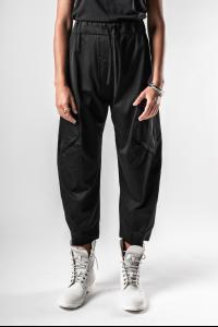 Lurdes Bergada Cropped Cargo Trousers
