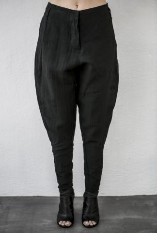 Masnada Tapered Low-crotch Trousers