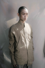 Chiahung Su Apron Shirt Jacket