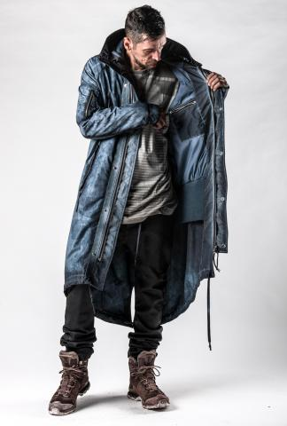 11byBBS J20 Fishtail Parka with Integrated Bomber