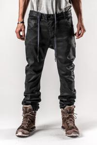 11byBBS P1C Dye Blasted Tapered Jeans