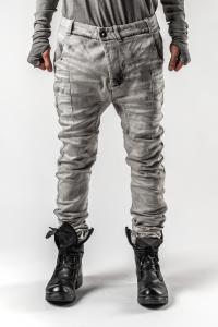 Boris Bidjan Saberi P14 Semi Hand-Stitched Jeans