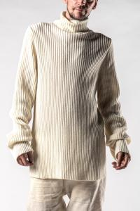 Ann Demeulemeester Elongated Knitted Turtleneck