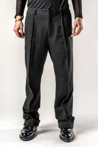 Ann Demeulemeester Loose Formal Trousers