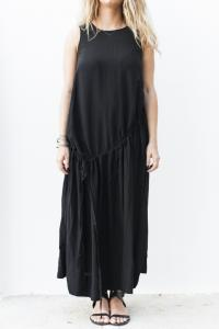 UMA WANG UW5019 W27E4.999 DRESS BLACK