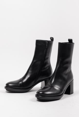 Ann Demeulemeester Leather Pointy Toe Heels