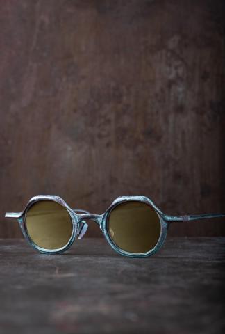 Rigards RG0128 Jasper Copper Sunglasses
