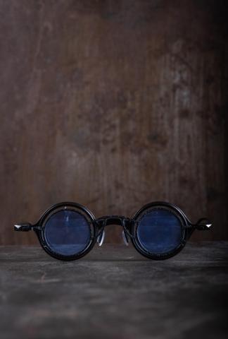 Rigards RG1911 Ziggy Chen Collaboration Black Copper Sunglasses