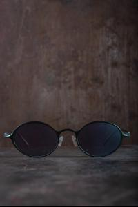 Rigards RG0103A Olive Titanium Sunglasses