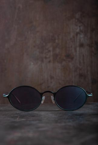 Rigards RG0103A Olive Titanium Sunglasses