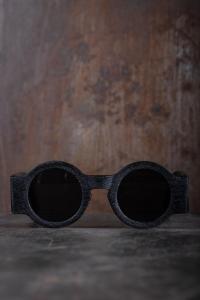 Rigards RG0029 Buffalo Horn Sanjuro Sunglasses