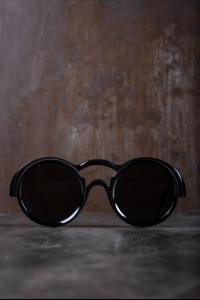 Rigards RG0095 Lumen Et Umbra Collaboration Buffalo Horn Sunglasses