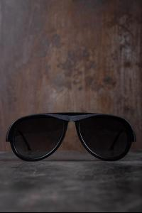 Rigards RG0099 Top Sanjuro Buffalo Horn Sunglasses