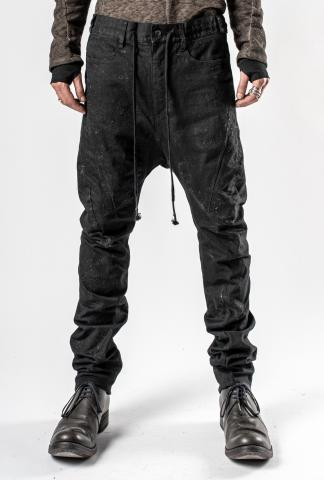 D.HYGEN Treated Low Crotch Anatomical Trousers