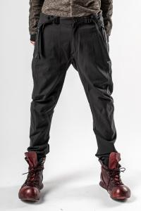 D.HYGEN Two-way Stretch Technical Slim Trousers