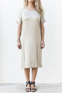 UMA WANG UW5047 W58E4.962 DRESS TAN