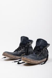 A1923 SSN5 Classic Full Grain Horse Leather Sneakers