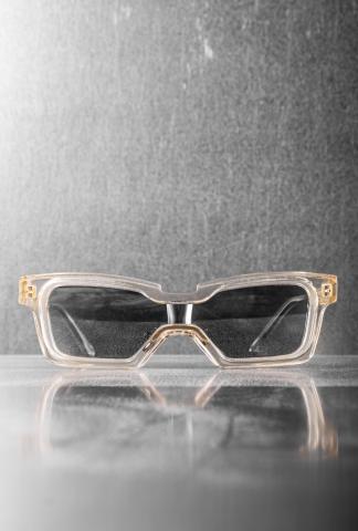 Kuboraum E10 Silver Sunglasses