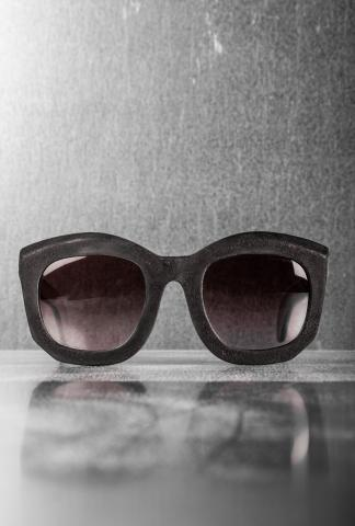 Kuboraum B2 Black Sunglasses