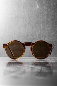 Kuboraum K10 Brown Sunglasses