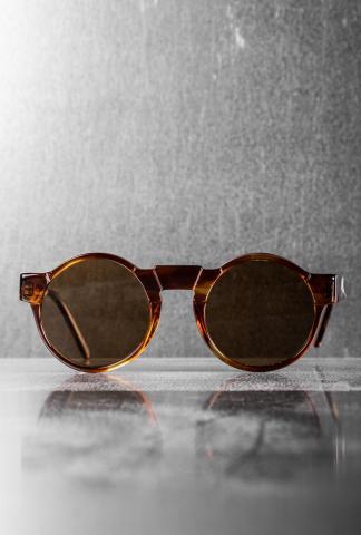 Kuboraum K10 Brown Sunglasses
