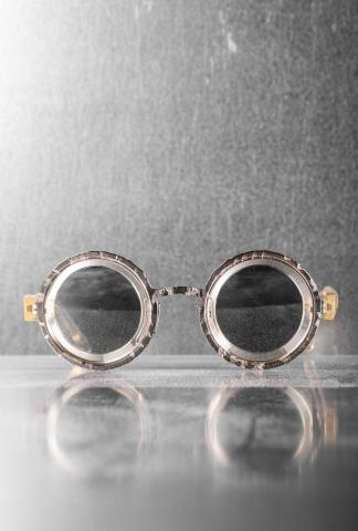 Kuboraum Z3 Silver Sunglasses