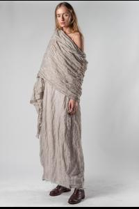Un-Namable Textured Two-layer Dress