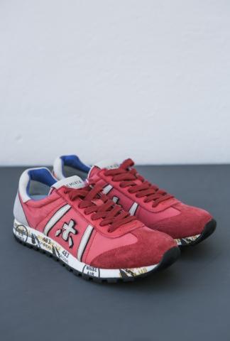 Premiata Lucy-DN 1448E Low-top Sneakers