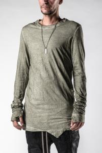 Manuel Marte Double Layered Cold Dyed Long Sleeve