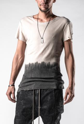 Manuel Marte Partially Dyed Short Sleeve T-shirt