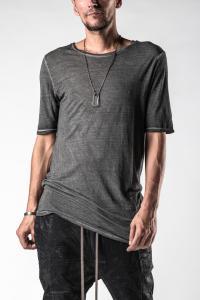 Manuel Marte Cold Dyed Short Sleeve T-shirt