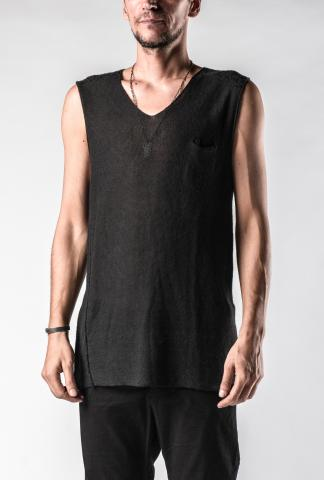 Lost&Found Knitted Loose Tank Top