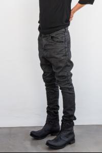 Versuchskind Asymmetric Low-crotch Jeans