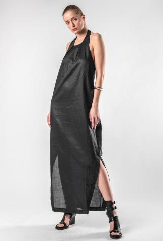 10Sei0otto Woven Open Back Dress