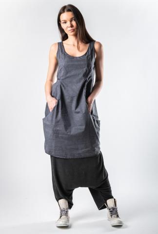 Un-Namable Side Pocket Short Dress