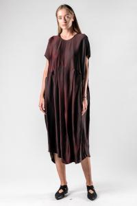 Uma Wang Loose Pleated Dress