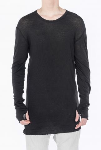 Boris Bidjan Saberi LS1TF Tight Fit Long Sleeve T-Shirt