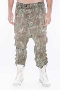 Boris Bidjan Saberi P15.1 Baggy Buckled Jeans