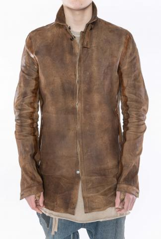 Boris Bidjan Saberi SHIRT5.1 Seam Taped Shirt