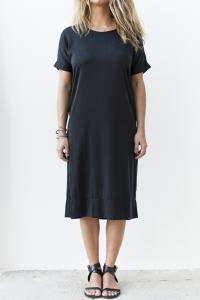 UMA WANG UW5047 W58E4.999 DRESS BLACK