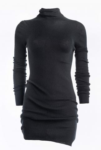 Boris Bidjan Saberi WKNLS2 Hight Neck Knit Dress/Sweater