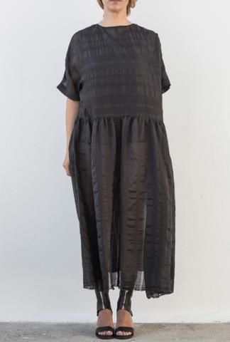 Uma Wang UW5086 Y59E5.999 STRIPED DRESS