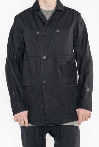 11byBBS J9 MA Mid length work jacket