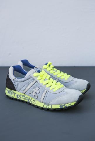 Premiata Lucy-DI 1319E Low-top Sneakers