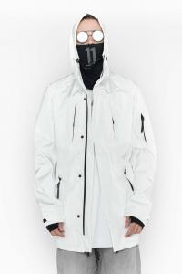 11byBBS J2C Thermotaped mid length jacket w/balaclava