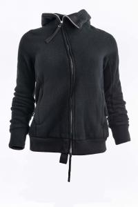Boris Bidjan Saberi Object Felted Zipper Jacket