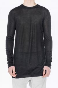 Boris Bidjan Saberi Crew Neck Knit Sweater