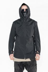 11byBBS J10 Thermotaped mid length windbreaker jacket