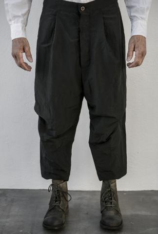 Uma Wang UM3510 UW999 MARCELLO PANTS