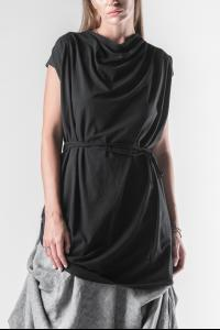 Un-Namable Wrap Laced Tunic